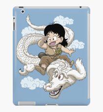 DRAGON LUCK iPad Case/Skin