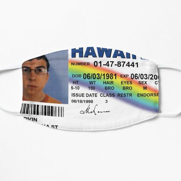 Superbad Fake ID License Mask