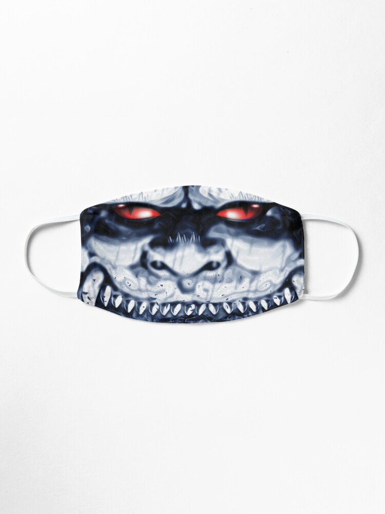Alternate view of Rahu, the shadow entity Mask