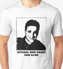 Official Bob Saget Fan Club Shirt Unisex T-Shirt