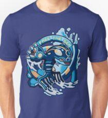 Free The Sea Unisex T-Shirt