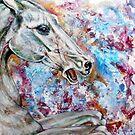 Horse III by Rineke de Jong
