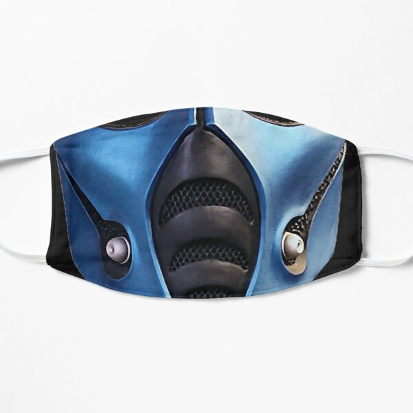 Subzero Mortal Kombat Mask Mask
