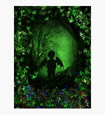 Jeremy The Wicca'd Photographic Print