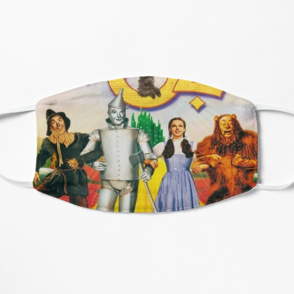 The Wizard Of Oz Flat Mask