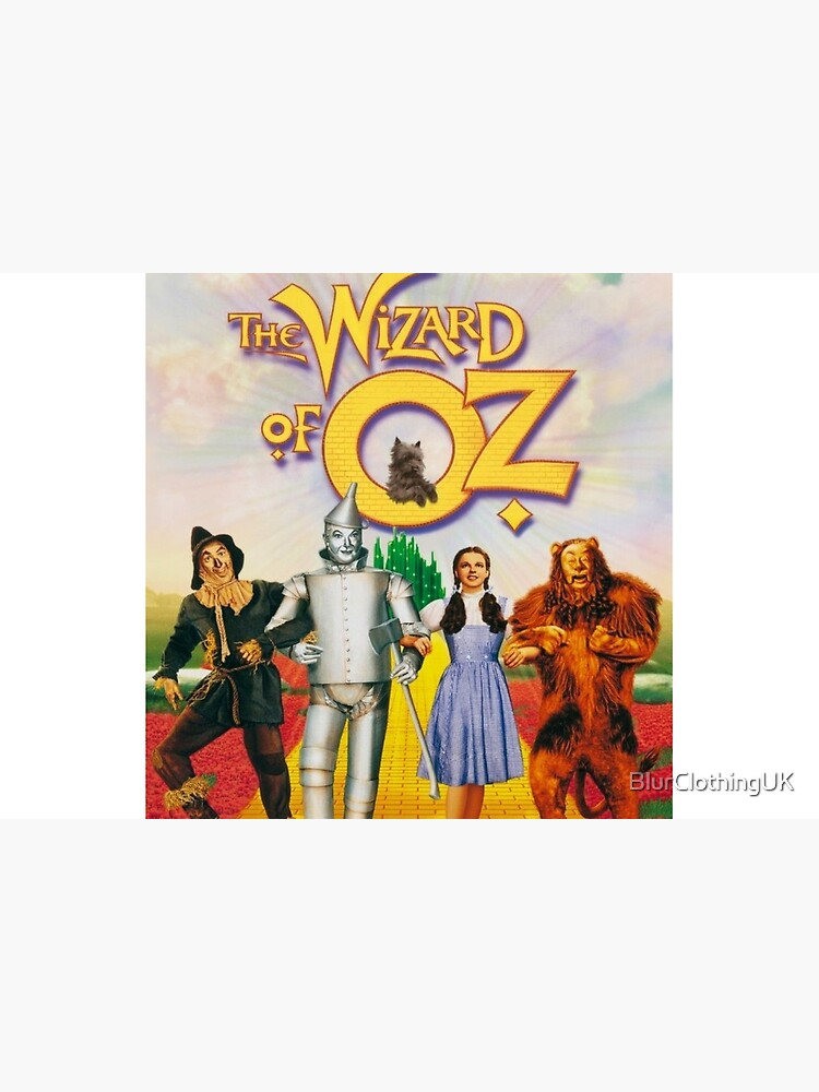 The Wizard Of Oz by BlurClothingUK