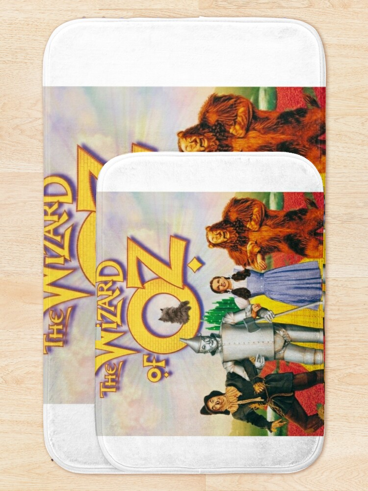 Alternate view of The Wizard Of Oz Bath Mat
