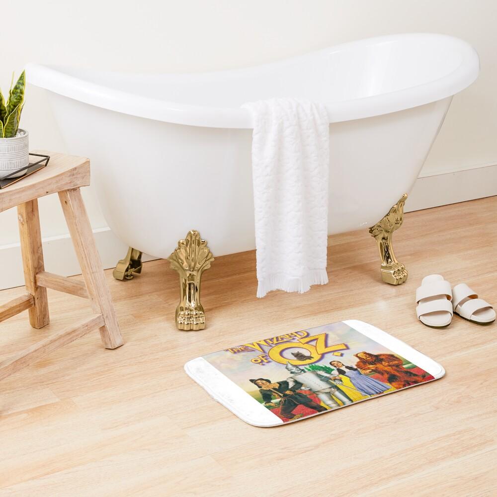 The Wizard Of Oz Bath Mat