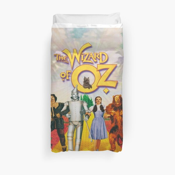 The Wizard Of Oz Duvet Cover