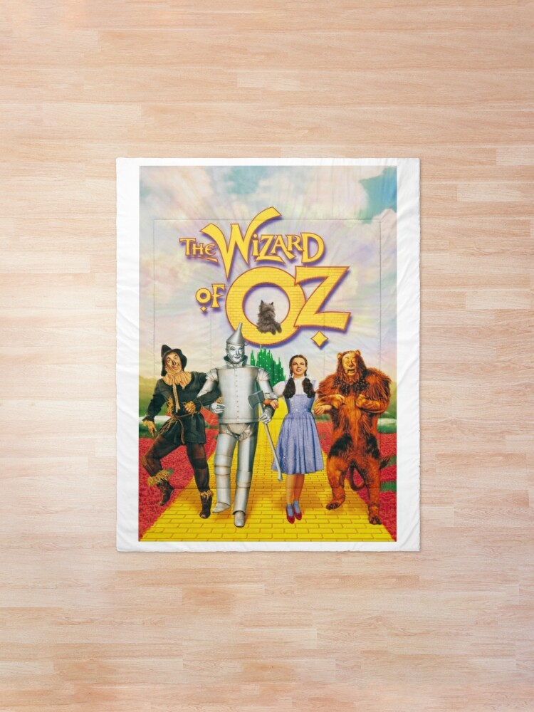Alternate view of The Wizard Of Oz Comforter