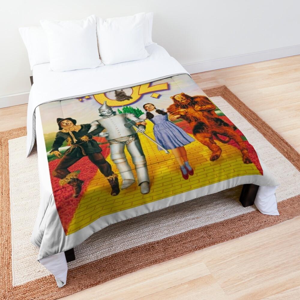 The Wizard Of Oz Comforter
