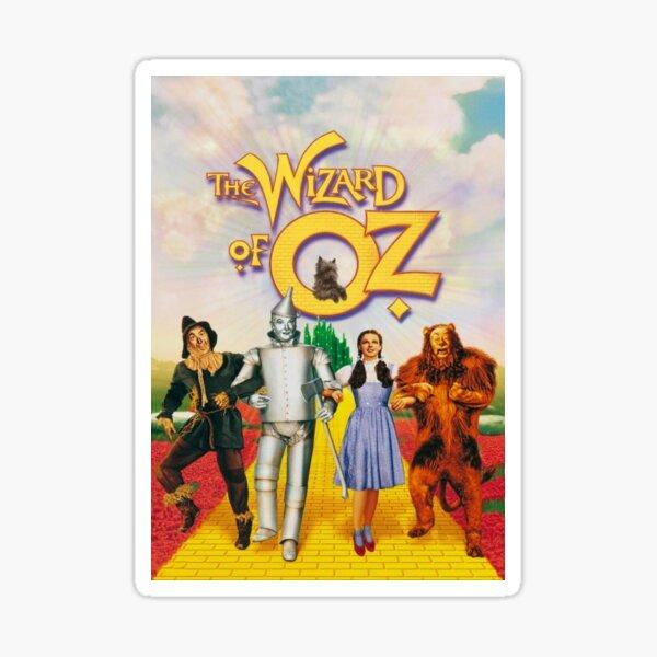 The Wizard Of Oz Sticker
