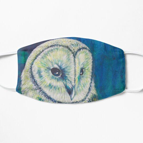 Neon Barn Owl Mask