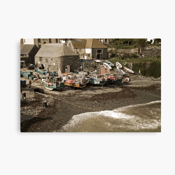 Cadgwith Canvas Print
