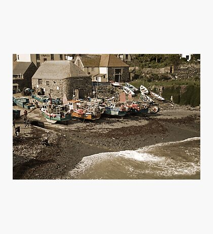 Cadgwith Photographic Print
