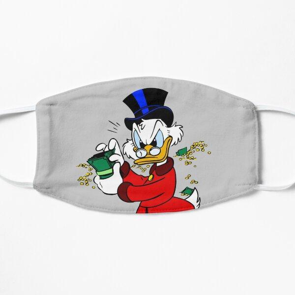 Scrooge McDuck Flat Mask