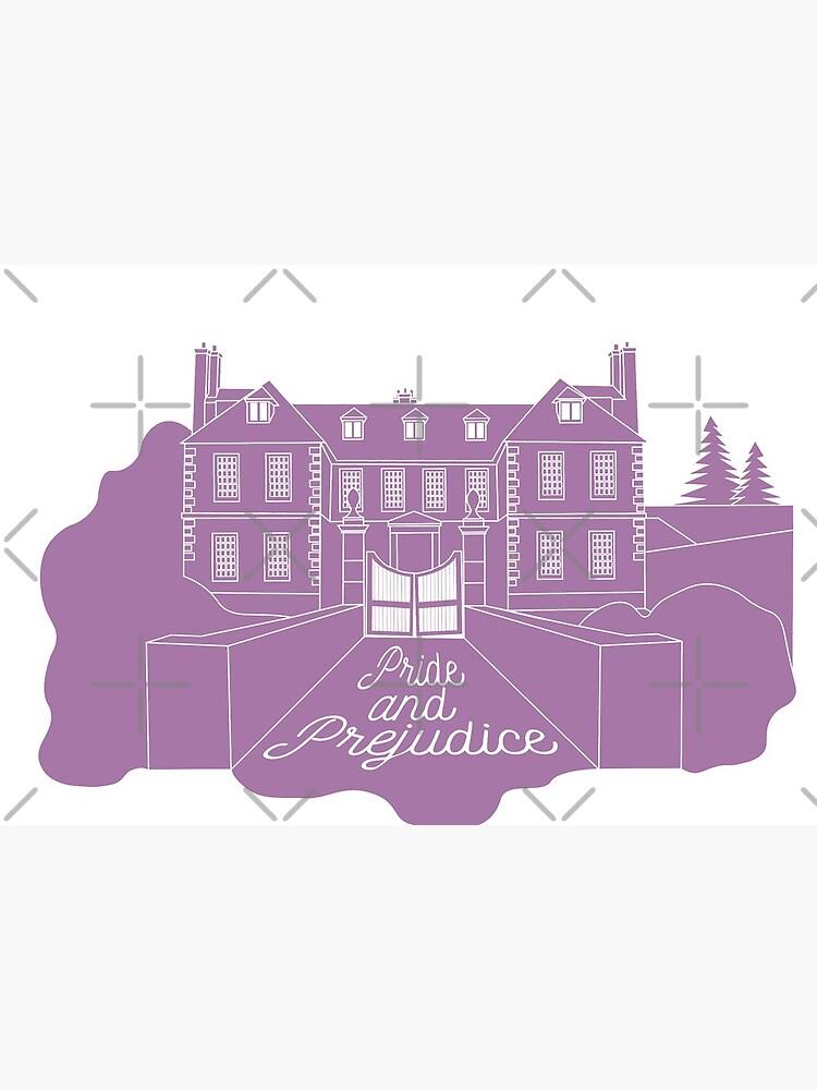 Jane Austen - Pride and Prejudice, Longbourn by PrintablesP