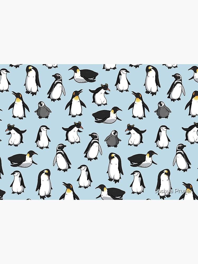 Cute Penguin Pattern by jpruner