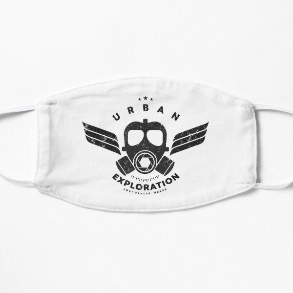 Urban Exploration Flache Maske