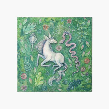 Unicorn Magic Art Board Print