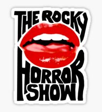 The rocky horror show Sticker