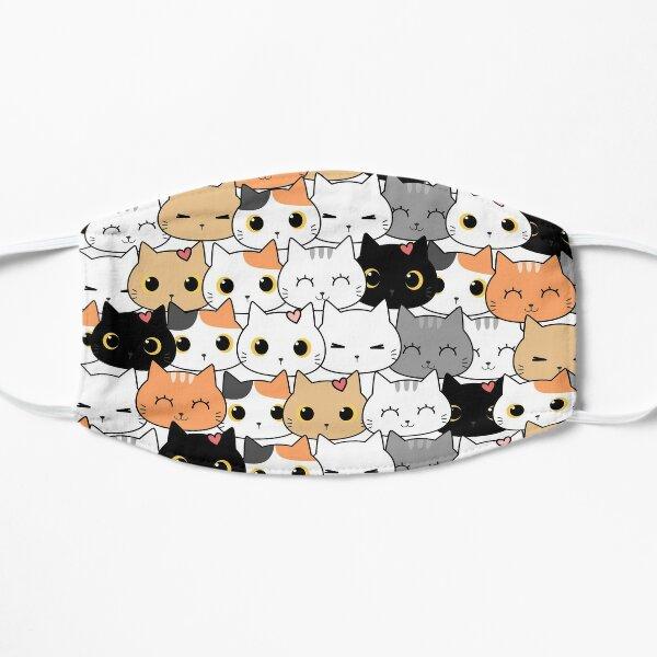 Cat Pattern Home Safe Mask