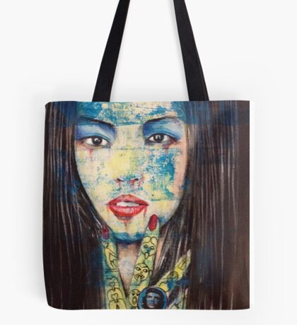 The Queen Of Ecstasy Tote Bag