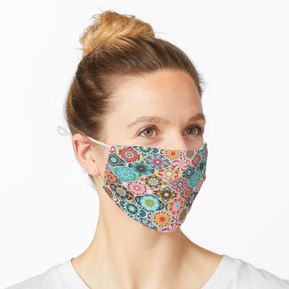 Bohemian summer Mask