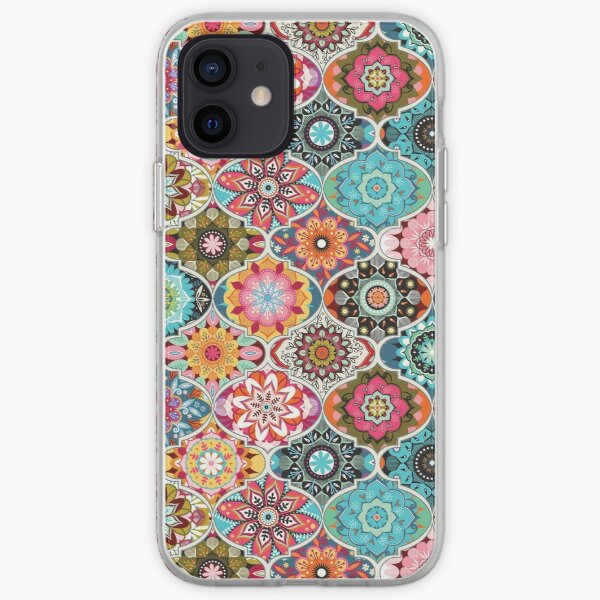 Bohemian summer iPhone Soft Case