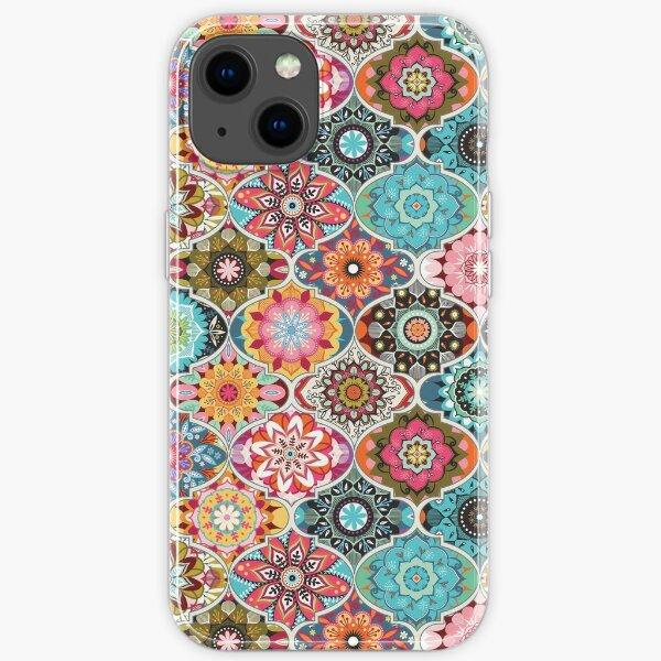 Bohemian summer iPhone Soft Case