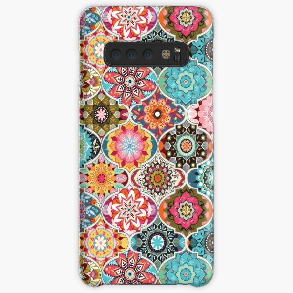 Bohemian summer Samsung Galaxy Snap Case