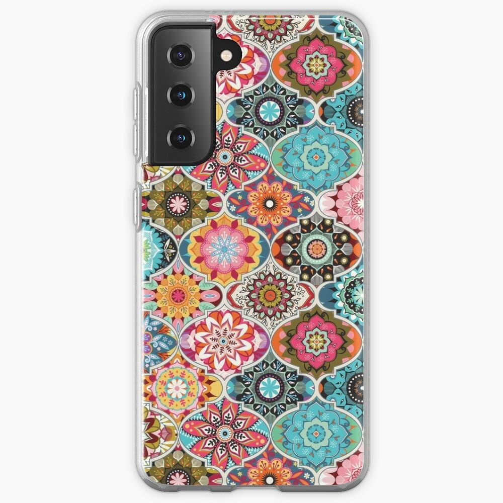 Bohemian summer Samsung Galaxy Phone Case