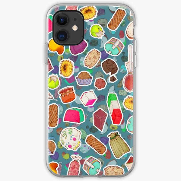 I Love Mexican Candy - Aquamarine iPhone Soft Case