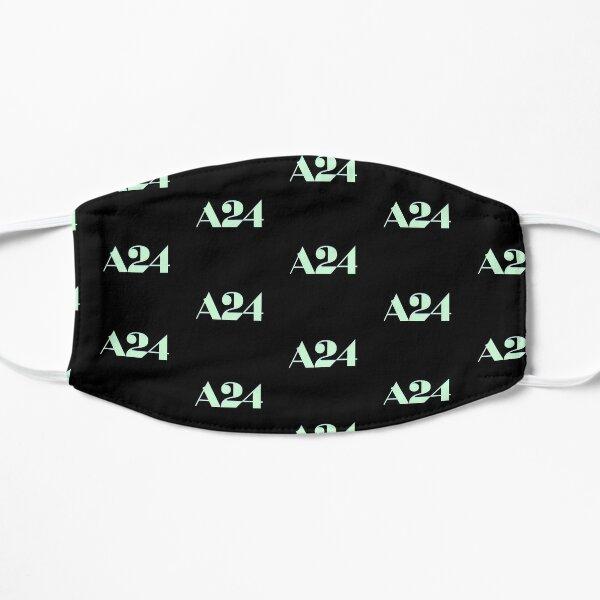 A24 Pastel Logo Masque sans plis
