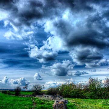 Storm Clouds Gathering by InspiraImage