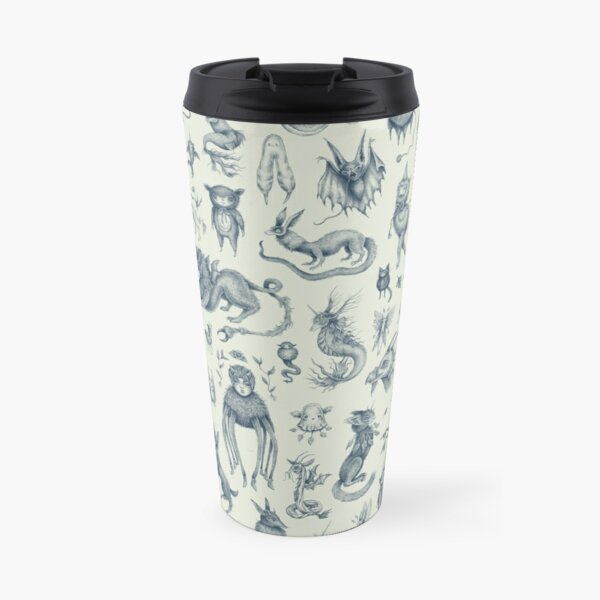 Beings and Creatures  Travel Mug