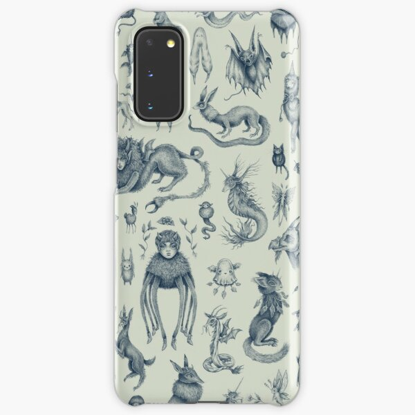 Beings and Creatures  Samsung Galaxy Snap Case