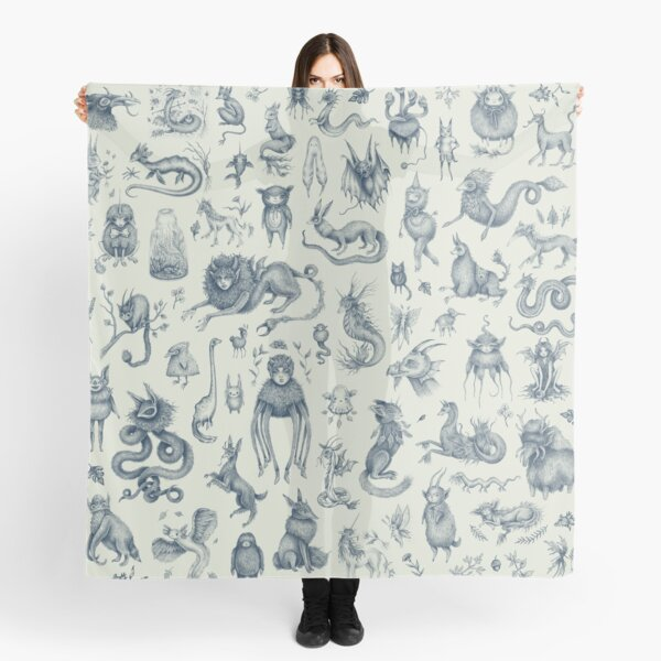 Beings and Creatures  Scarf