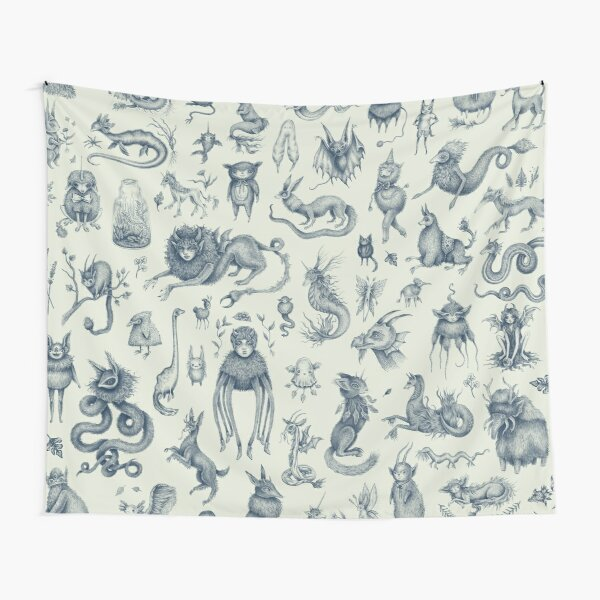 Beings and Creatures  Tapestry