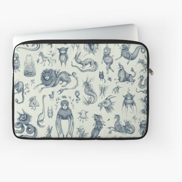 Beings and Creatures  Laptop Sleeve