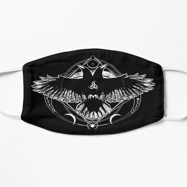Huginn and Muninn / Hail Odin! Flat Mask
