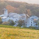Stauffer Farm April by Michael  Dreese