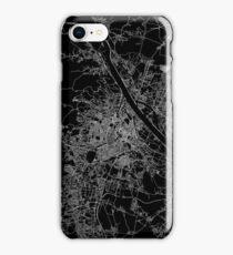 Vienna map Austria iPhone Case/Skin
