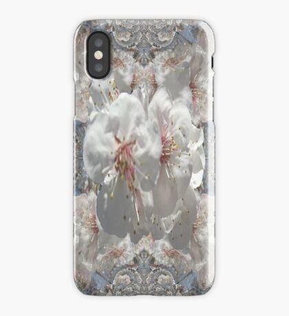 Spring flowers i phone 4 iPhone Case/Skin