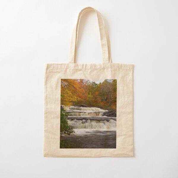 Shohola Falls 2018 Cotton Tote Bag