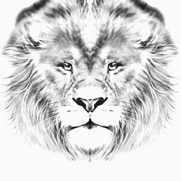 lion t-shirt by parko