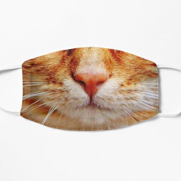 Masque de bouche de chat 6 Masque sans plis
