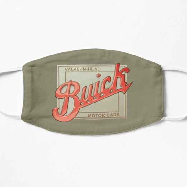 Buick valve in head vintage sign reproduction Mask