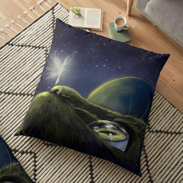 I believe in fairies Floor Pillow