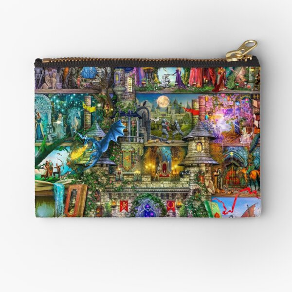 Once Upon a Fairytale Zipper Pouch